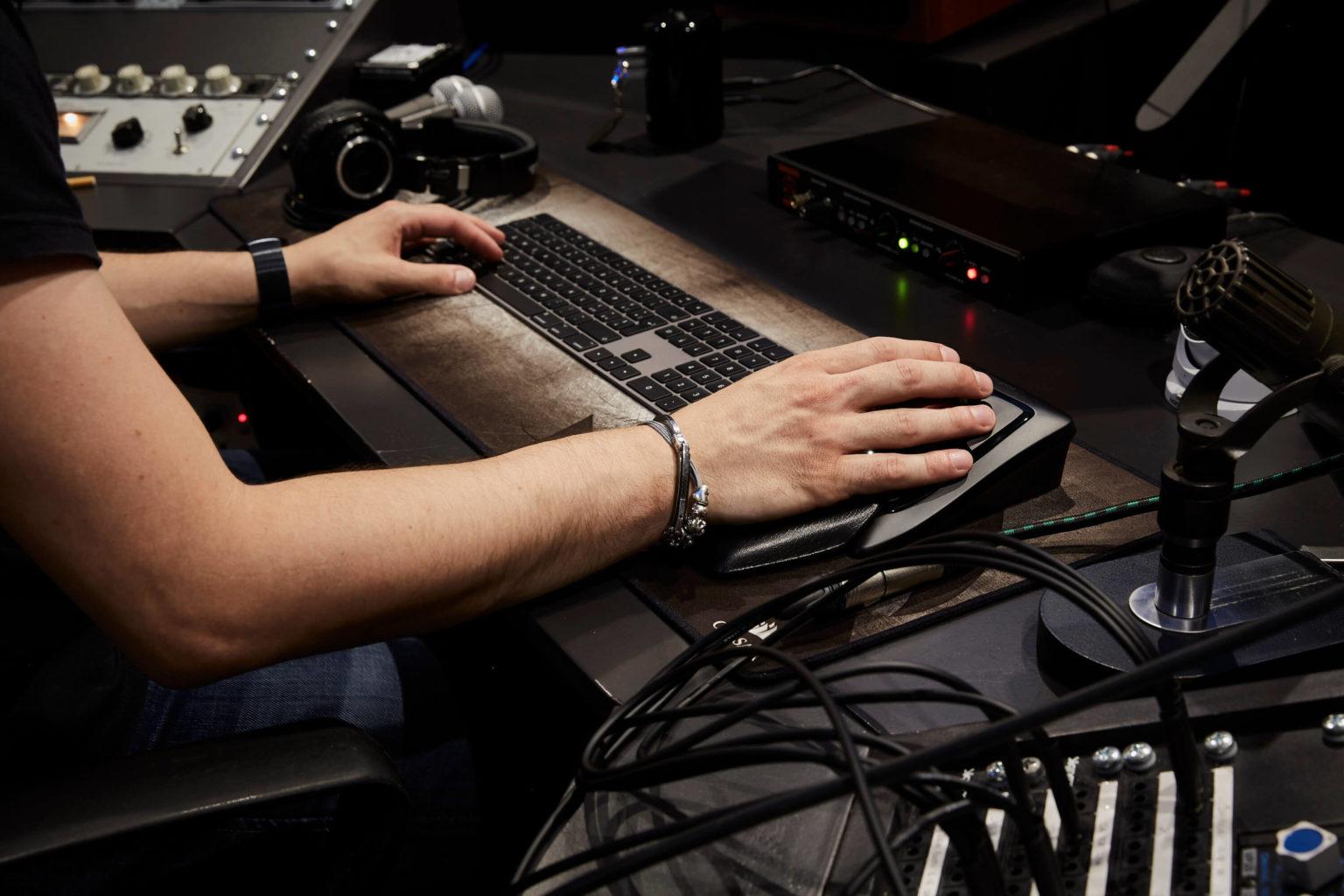 mixer-tastiera
